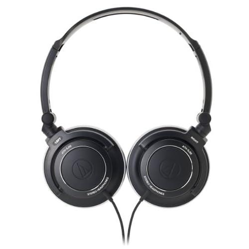 audio-technica ポータブルヘッドホン ATH-SJ55 blackの写真03。おしゃれなヘッドホンをおすすめ-HEADMAN(ヘッドマン)-