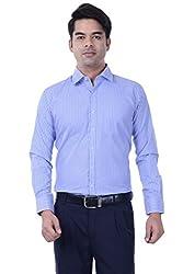 Dewberrys Striped Men's formal Shirt