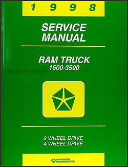 read online 1998 dodge ram truck repair shop manual. Black Bedroom Furniture Sets. Home Design Ideas