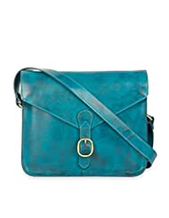 Paradigm Design Lab Women's Messenger Bag Green(krsna-bg-02081)