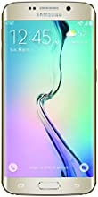 Samsung Galaxy S6 Edge, Gold Platinum 64GB (AT&T)