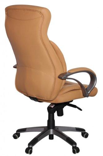 amstyle brostuhl berlin caramel x xl 150 kg belastbarkeit schreibtischstuhl leder optik. Black Bedroom Furniture Sets. Home Design Ideas