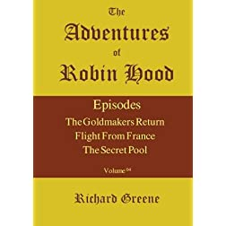 The Adventures of Robin Hood - Volume 04