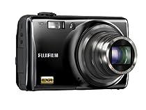 Fujifilm Finepix F80EXR Digitalkamera (12 Megapixel, 10-fach opt.Zoom, 7,6 cm Display, Bildstabilisator) schwarz