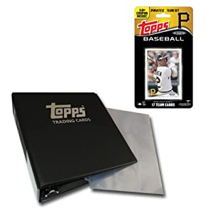 MLB 2014 Topps Pittsburgh Pirates Team Set Kit by Topps