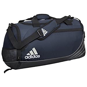 adidas Team Speed Medium Duffel, Collegiate Navy/Black
