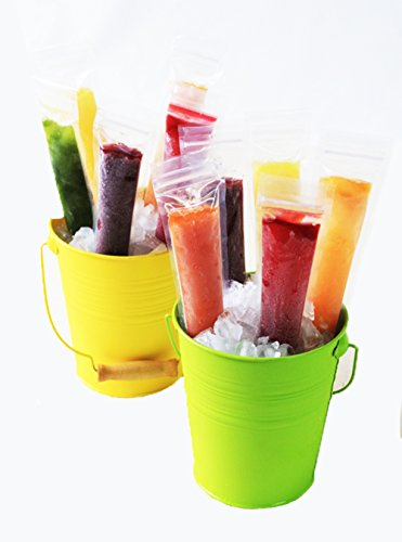 Zipzicle Zip-Top Ice Pop Pouch, 36-Pack (Freeze Pouch compare prices)