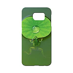 BLUEDIO Designer 3D Printed Back case cover for Samsung Galaxy S6 Edge Plus - G4526