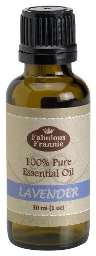 Lavender - Bulgarian Pure Essential Oil Therapeutic Grade - 30 ml by Fabulous Frannie
