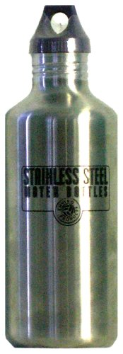 New Wave Enviro Stainless Steel Water Bottle (40-Ounces)