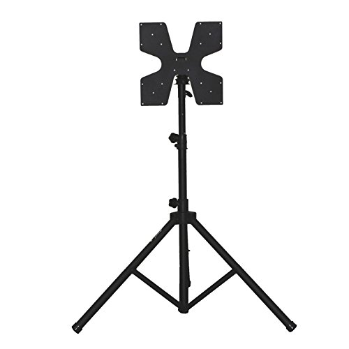 Audio 2000 AST424Y Portable Flat Panel LCD TV Stand with Foldable Tripod Legs (Portable Lcd Stand compare prices)