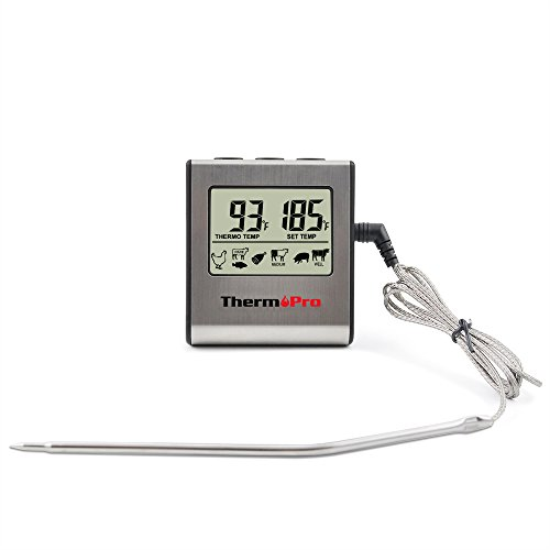 accutemp digital cooking thermometer manual