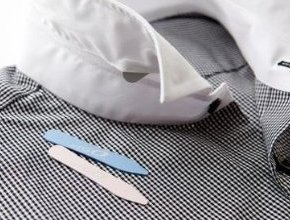 DiEGOカラーキーパー【ビジネスライン】2枚セット ホワイト
