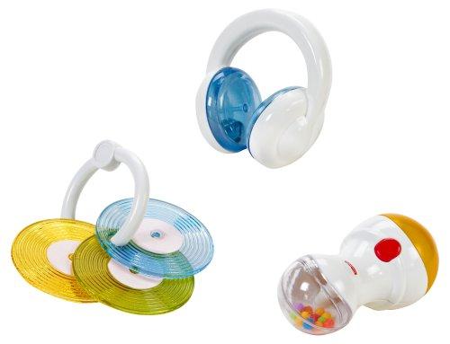 Fisher-Price Rockin' Gear Gift Set front-112427
