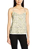 edc by Esprit Top Double Layer (Beige)