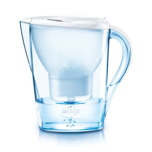 BRITA Marella Cool White Water Filter Jug