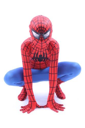 Super Eroe Ragno (Rosso e Blu, 5-7 anni)