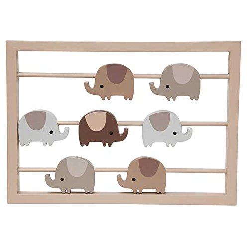 Lambs & Ivy Oatmeal Cookie Wall Decor - 1