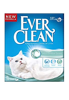 Ever Clean Aqua Breeze Cat Litter, 6 Litre