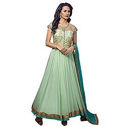 Surbhi Fashion-SDAF-76-Designer Semi Stitched Dress Material