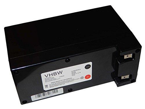 Batteria per robot aspirapolvere e tagliaerba Wiper Blitz, Blitz Xk, Blitz Xp, Joy, Joy Xp, One sostituisce Zucchetti CS-C0106-1 6900mAh (25.2V)