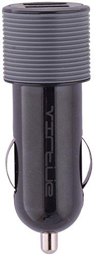 Virtue 2.4A Dual USB Port Car Charger