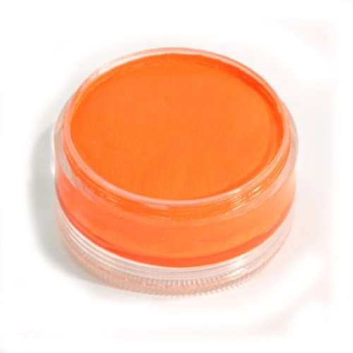 Wolfe Face Paints - Neon Orange N40 (3.17 oz/90 gm)