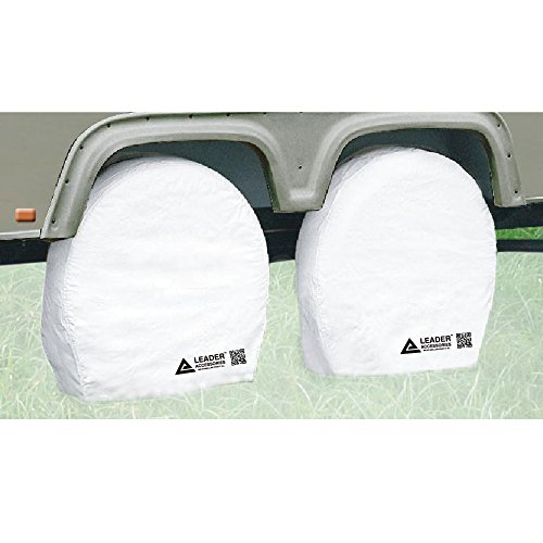 Leader Accessories 1pc RV Tire/ Wheel Cover Camper