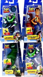 Buy Low Price Mattel Toy Story 3 Collectible Figures: 6PK Assortment – 6 assorted figures per pack (B0052ZI79E)