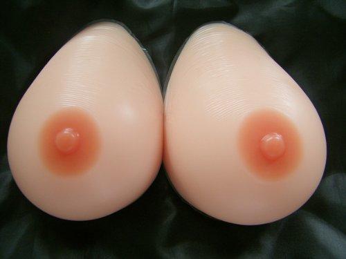 MSM1400 シリコン 人工乳房 おっぱい 1400g F カップ