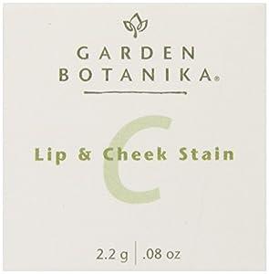 Garden Botanika Lip & Cheek Stain, Cherry, 0.08 Ounce