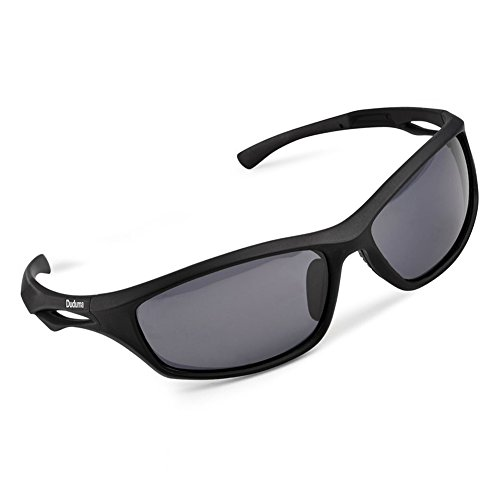 Duduma Polarized Sports Sunglasses for Baseball Running Cycling Fishing Golf Tr90 Unbreakable Frame
