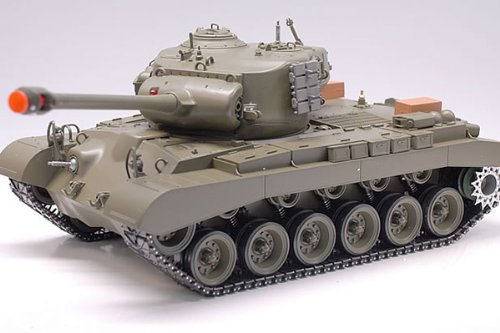 RC Snow Leopard Tank Shoots BB's Remote Control 1:16