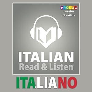 Italian Phrase Book: Read & Listen   [PROLOG Editorial]