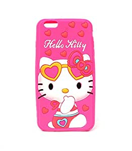 Sharp Icon Hello Kitty Back Case for Apple iPhone 6 Plus/ 6S Plus
