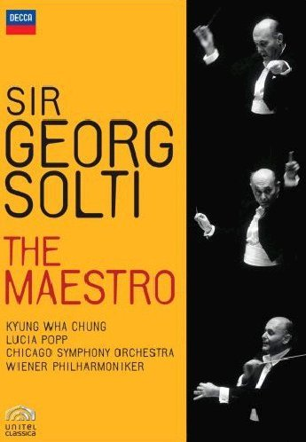 Sir Georg Solti: The Maestro [DVD] [2007]