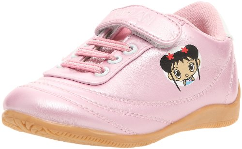 Kai Lan Girl's Nour Fashion Sneaker Pink UK 5 (Child)