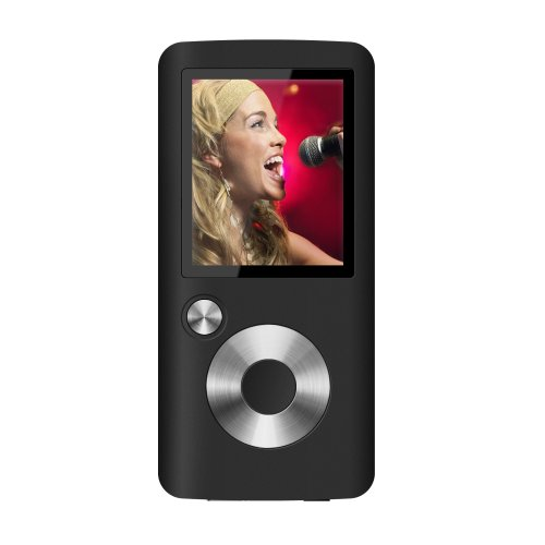 Coby 1.8 Inch Video MP3 Player 2 GB with FM MP610-2GBLK (Black)