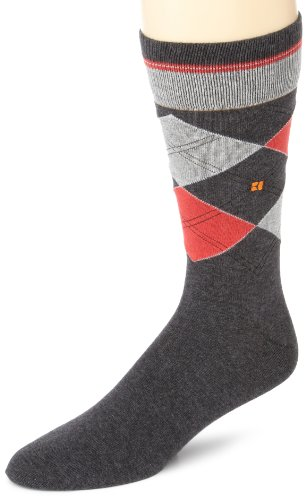 Hugo+Boss+Men%27s+S+Design+Casual+Sock%2C+Medium+Grey%2C+One+Size