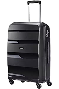 American Tourister Suitcase Bon Air Spinner Medium 66 cm 53 Liters Black 59423 1041