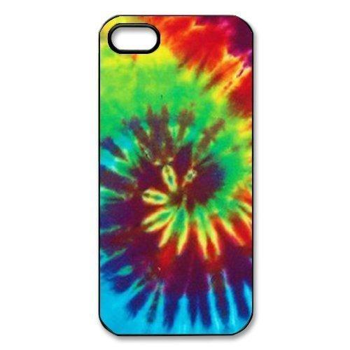Treasure Design Tie-Dye Apple iPhone5 Best Durable Case Spades Tie Dye T-Shirt