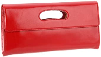 HOBO Venice Katrina Clutch,Red,One Size