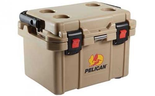 Pelican Progear 20 Qt Elite Cooler Tan - Pelican 32-20Q-Oc-Tan front-580468