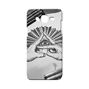 G-STAR Designer 3D Printed Back case cover for Samsung Galaxy A8 - G1734