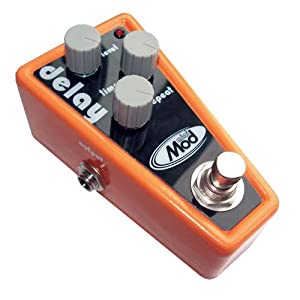 ModTone Mini Mod Series MTM-DLY Mini Delay Bass Delay Pedal