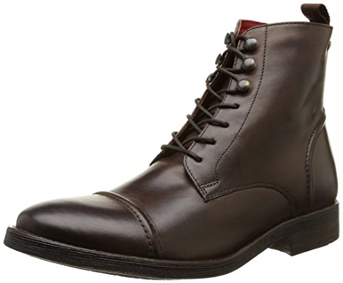 Base London - Clapham, Stivale da uomo, marrone (burnished cocoa), 44