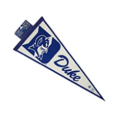 Buy Duke Blue Devils Official NCAA 29 Pennant by WinCraft