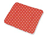 Pinolino 71283-5 - Wickelauflage Komfort, Folie, Punkte rot