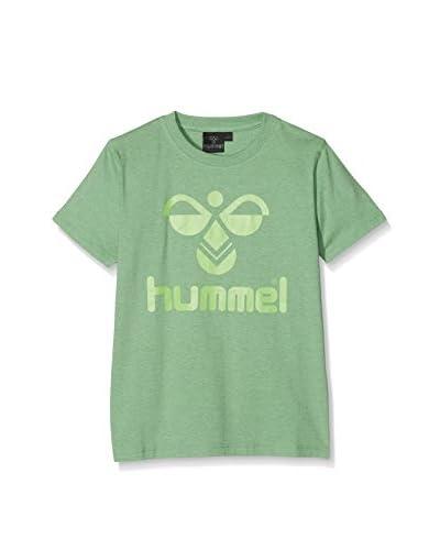 Hummel Camiseta Manga Corta Classic Bee Verde