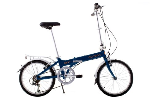 Bay 6 Pro Collapsible Bicycle - Dark Midnight Blue